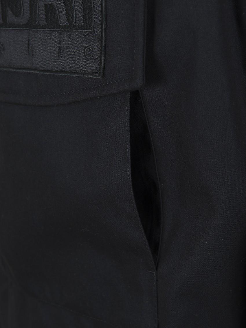 A-FLAINE JACKET BLACK