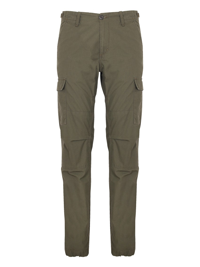 CH AVIATION PANT 100% COTONE COLUMBIA VERDE