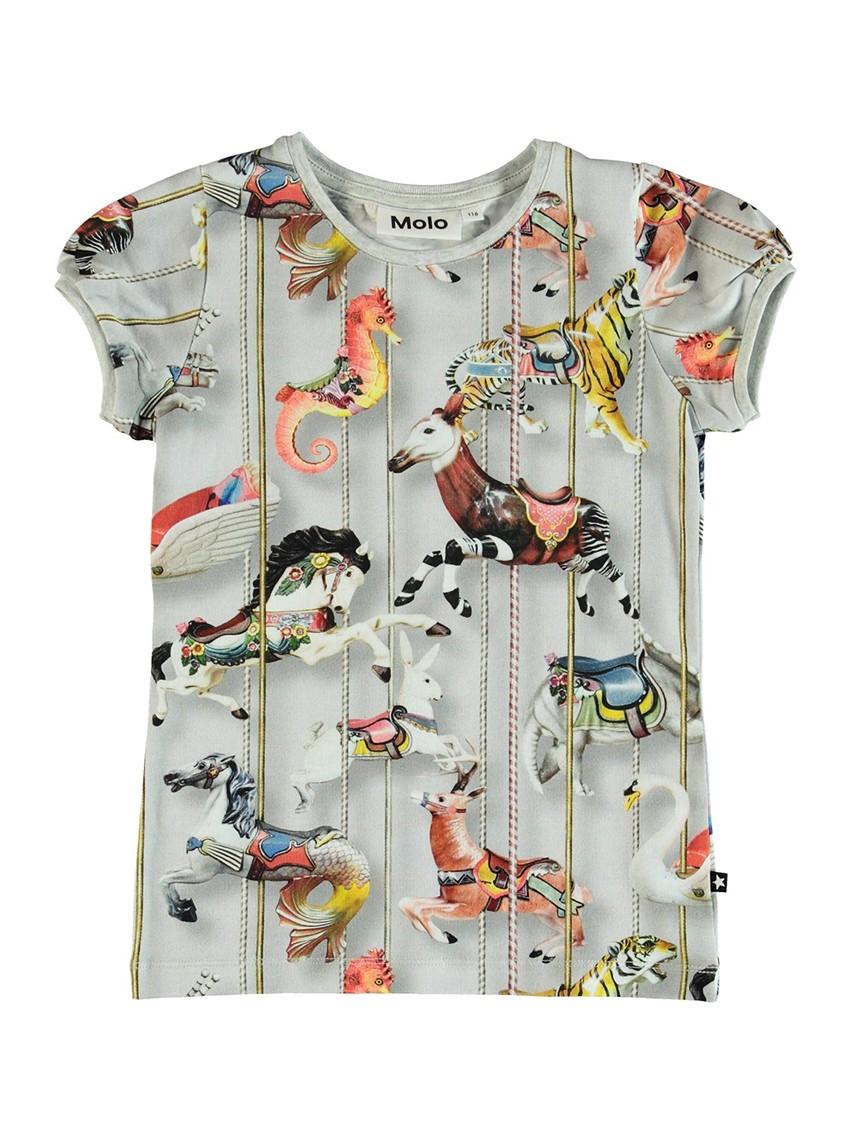 Rimona T-shirt Carousel