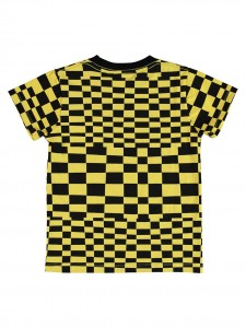 Raymont  T-shirt check stripe