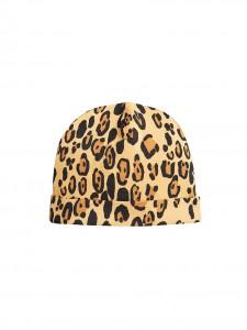Cappellino leopard