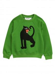 Felpa pantera green
