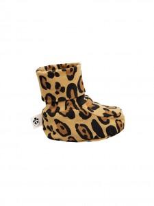 Stivaletto leopard