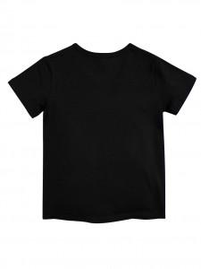 T-shirt basica black