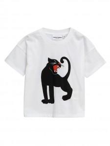T-shirt pantera white