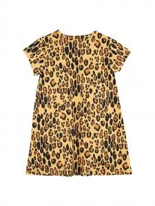 Vestito leopard