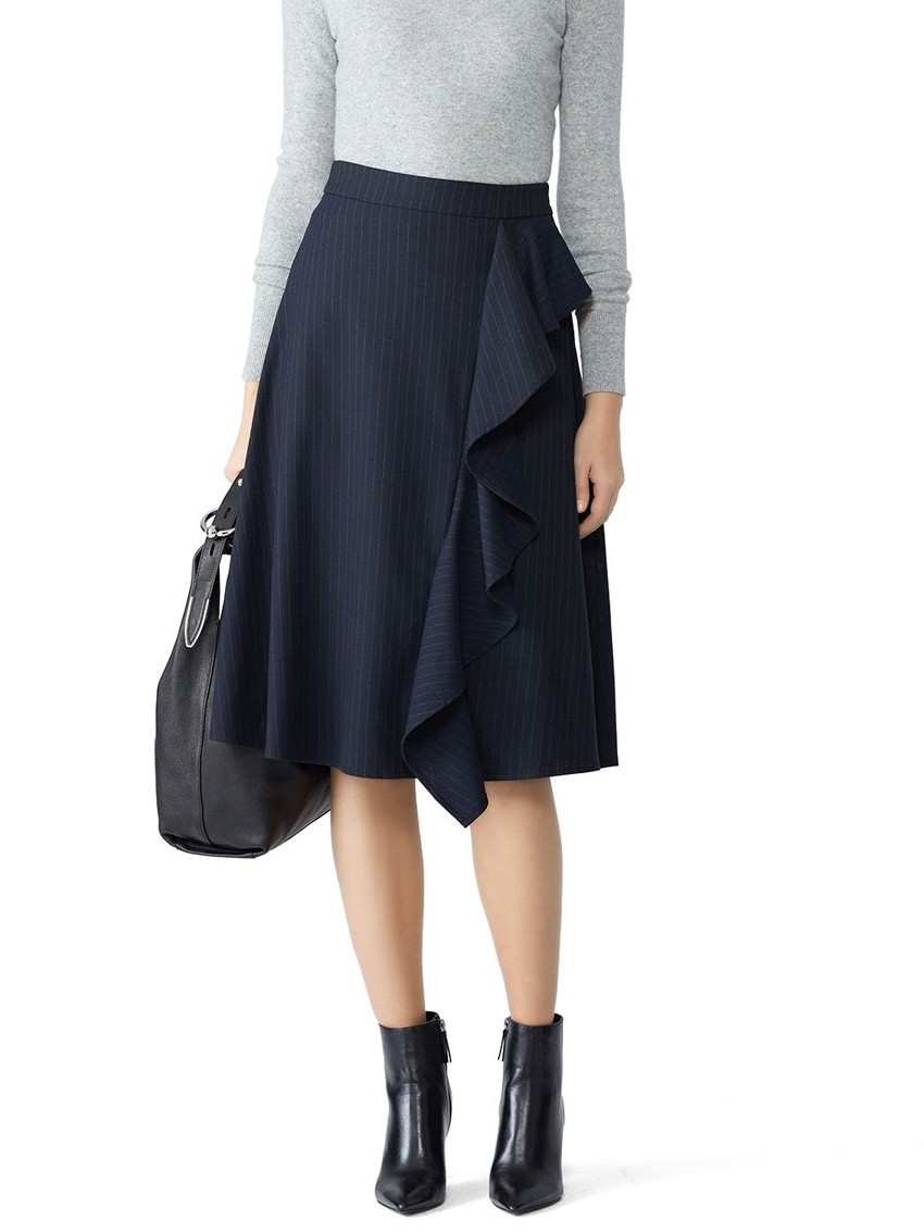 LILY SKIRT BLUE