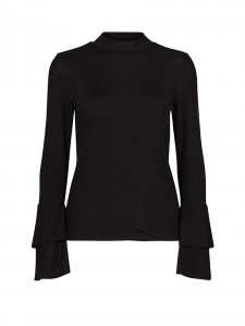 CHIA BLOUSE BLACK