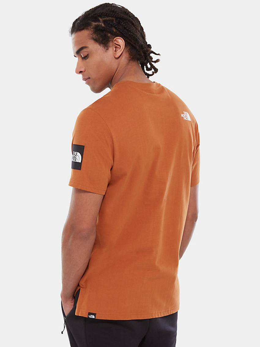 THE NORTH FACE SS FINE ALP EQUTEE CARAMEL CAFE