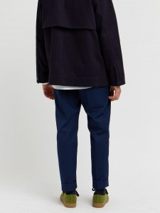 WOOD WOOD TRISTAN TROUSERS NAVY