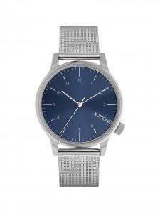 KOMONO WINSTON ROYALE silver blue