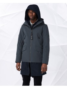 ELVINE COLE JACKET DARK NAVY