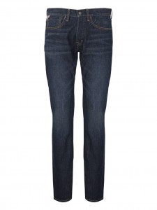 SLIM JEAN 32 12,75 OZ DENIM DRY EKINS
