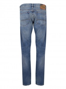 SLIM JEAN 34 12,75 OZ DENIM CHIARO HIRST