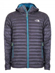 QUINCE PRO JACKET HD / VANADIS GREY