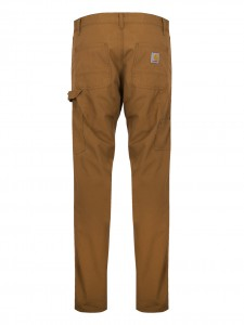 RUCK SINGLE KNEE PANTALONE COMFORT FIT MARRONE