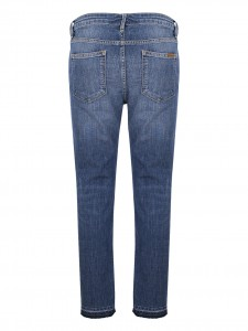 CH W CARVER CROPPED PANT 98/2% JEANS DESTROYED