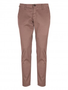 CHINO WAVE MARRONE