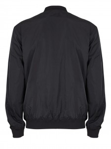 LIGHT BOMBER BLACK GIUBBINO BOMBER NERO