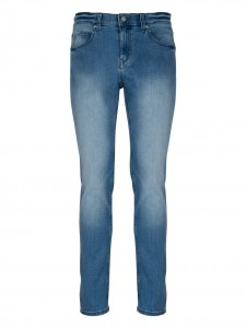 TIGHT STRONG BLUE JEANS SLIM BLUE