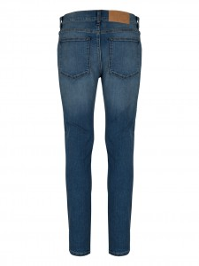 TIGHT INDIGO HEAD JEANS SLIM BLUE
