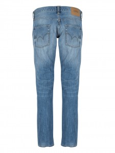ED 55 JEANS REGULAR TAPARED HEAVEN WASH