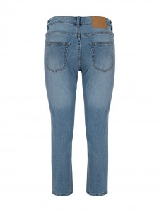 LEVEL LIGHT STONE BLUE  JEANS VITA MEDIA BLUE