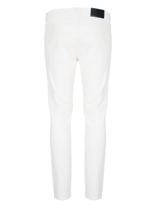 SONIC JEANS BIANCO
