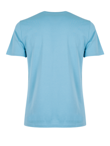 POCKET T-SHIRT BASIC AZZURRA