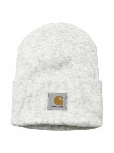 SHORT ACRYLIC WATCH ASH HEATER CAPPELLO BIANCO