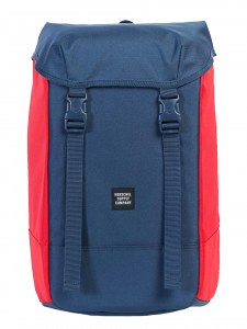 IONA BACKPACK NAVY RED