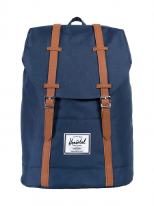 RETREAT NAVY ZAINO BLUE