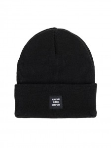 ABBOTT BEANIE HEATHER NAVY - Cappello melange blue