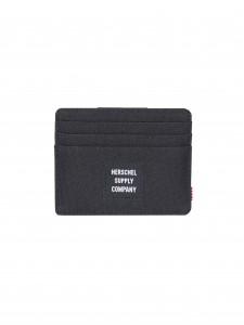 Charlie Wallets Classics - portafoglio nero