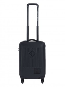 TRADE LUGGAGE CARRY-ON BAGAGLIO A MANO NERO