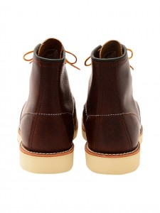 8138 CLASSIC MOC STIVALETTO IN PELLE MARRONE