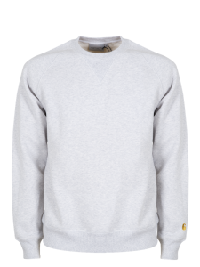 Chase Sweatshirt Ash Heather GOLD