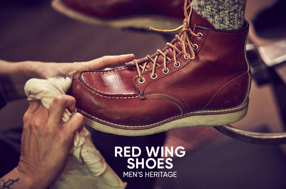 Red Wing Heritage Man