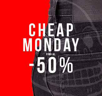 Saldi Cheap Monday