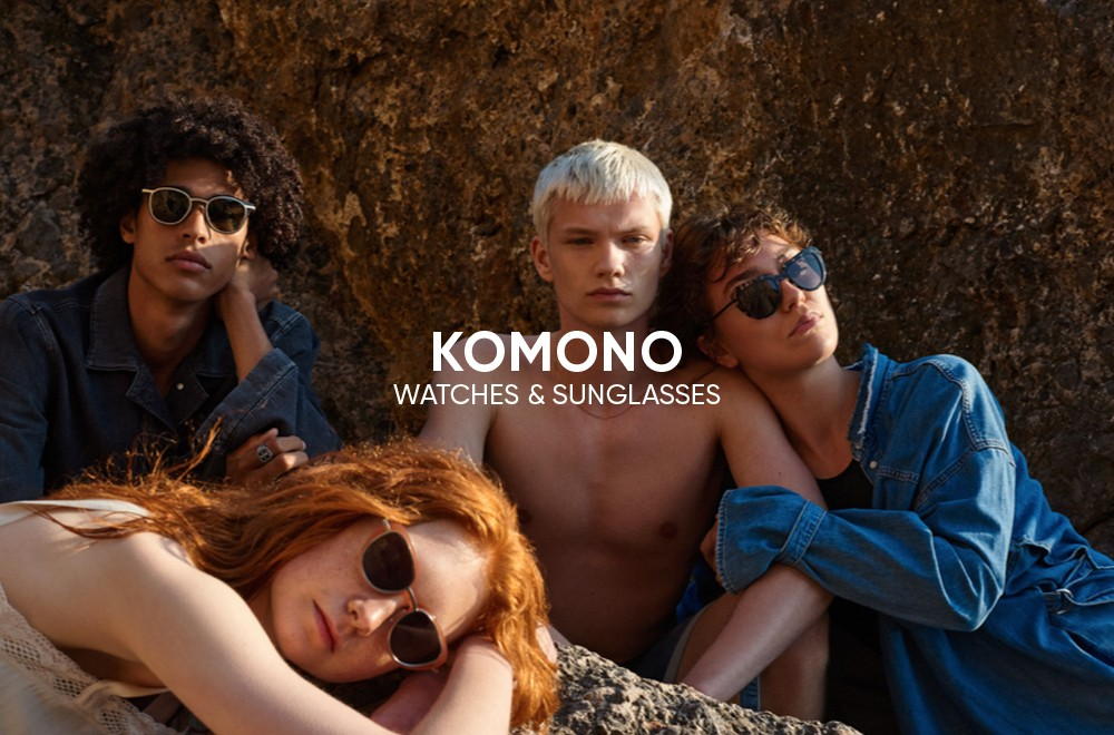 Komono New Arrivals Summer 2019